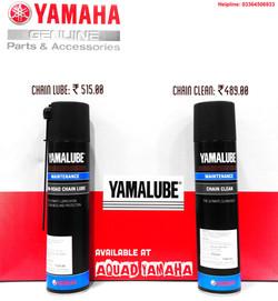 SHOP YAMALUBE GENUINE PRODUCTS
