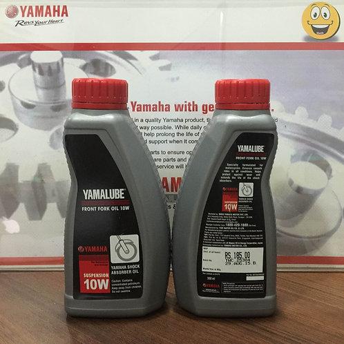 YAMALUBE 10W FORK OIL