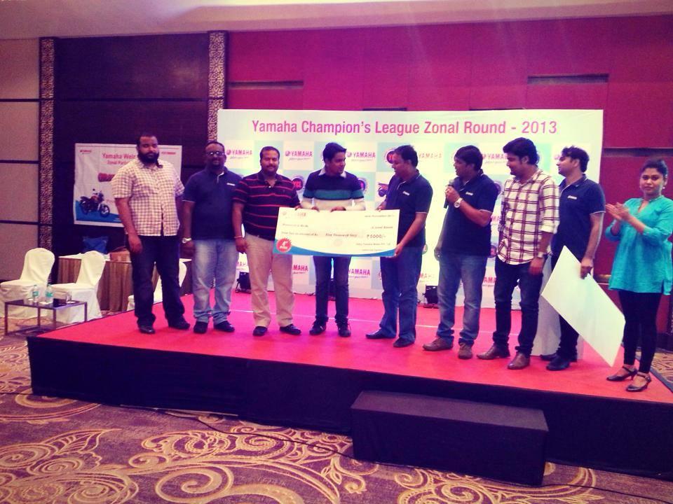 Winner of Zonal Round