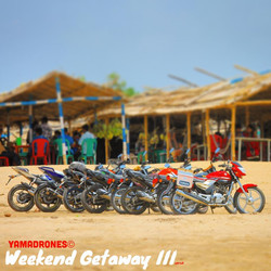 YAMA-DRONES © [Weekend Getaway #3]