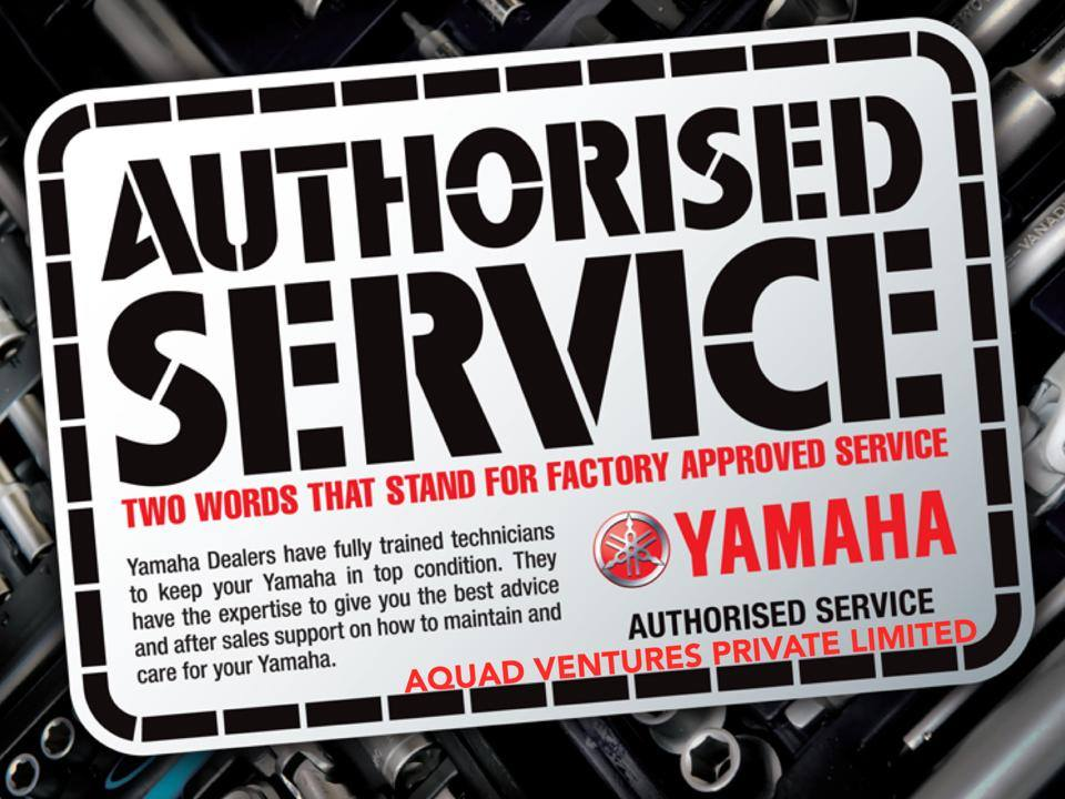 AUTHORISED SERVICE