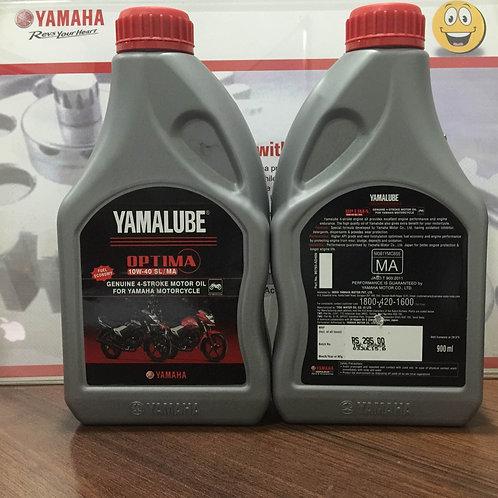 YAMALUBE 10W-40 LS/MA OPTIMA