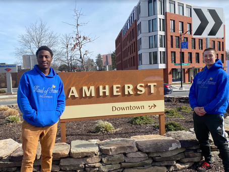 Moving to Amherst?
