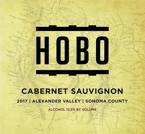 2017 HOBO Alexander Valley Cabernet Sauvignon