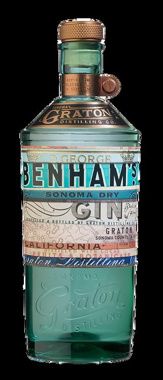 George Benham's Sonoma Gin