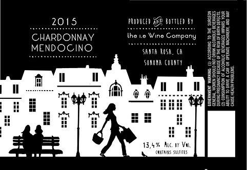 2015 Redwood Valey Mendocino Lolonis Vineyard Chardonnay