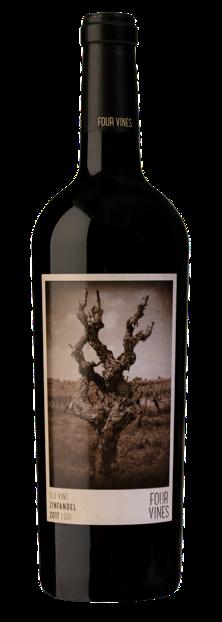 2018 Four Vines, Old Vine Zinfandel Lodi