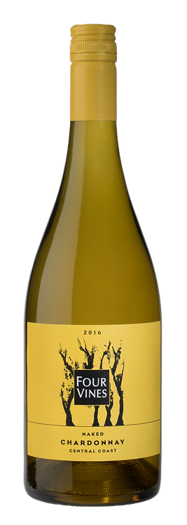 2017 Four Vines, Naked Chardonnay
