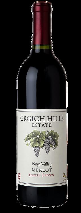 2011 Grgich Hills Estate Merlot