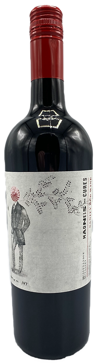 2015 Madness and Cures Sanity Red Blend
