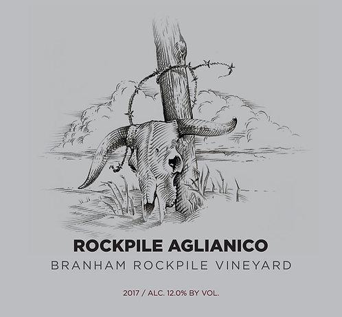 2017 HOBO Rockpile Vineyard Aglianico