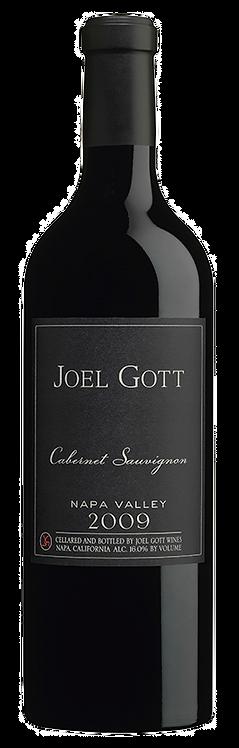 2009 Joel Gott Napa Valley Cabernet Sauvignon