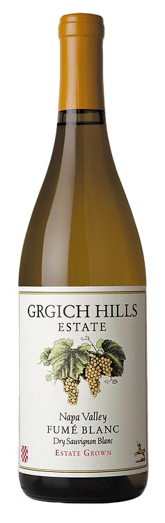 2014 Grgich Hills Estate Fumé Blanc