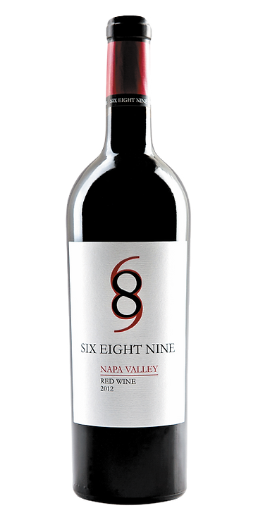2016 689 Cellars, Red Wine