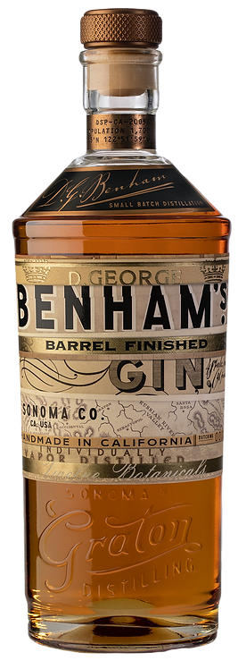 George Benham's Gin Barrel Finished