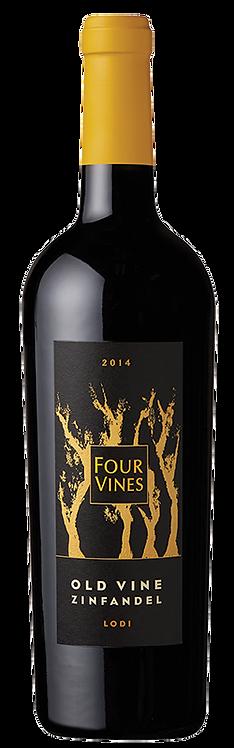 2017 Four Vines, Old Vine Zinfandel Lodi