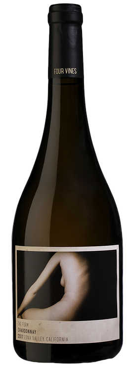 2017 Four Vines, The Form Chardonnay
