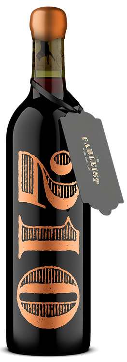 2018 Fableist Reserve Red Blend