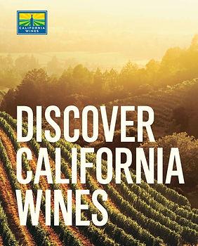 maQUINZE afbeelding Discover California Wines