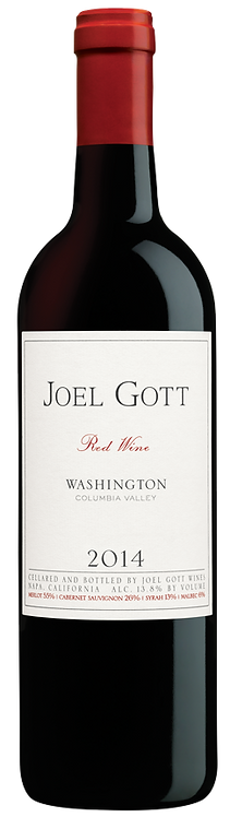 2015 Joel Gott Washington Red Blend