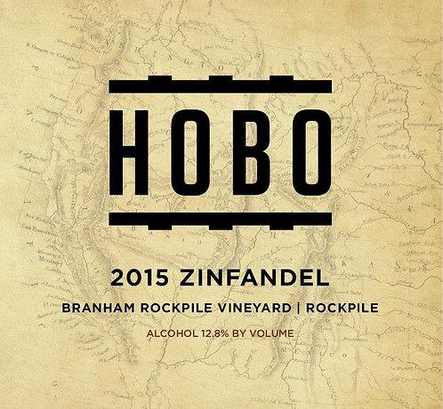 2015 HOBO Rockpile Vineyard Zinfandel