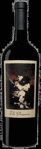 2014 The Prisoner Wine Napa Valley Red Wine