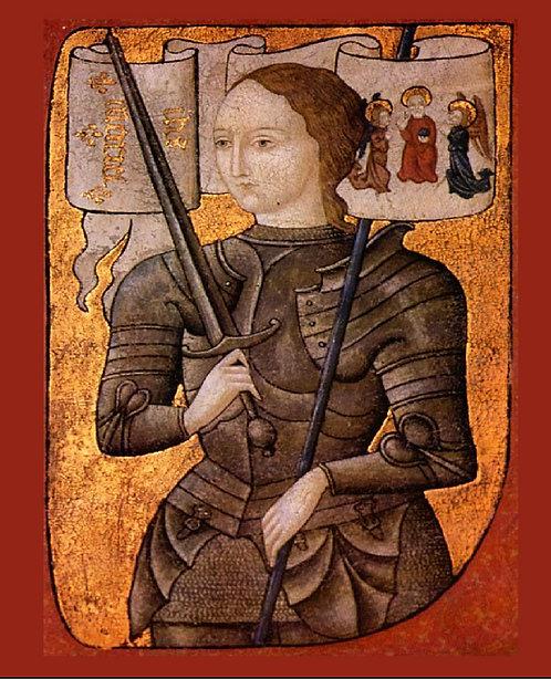 2018 Folk Machine Jeanne D'Arc