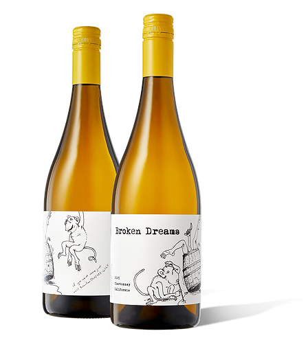 2017 SLO Down Broken Dreams Chardonnay