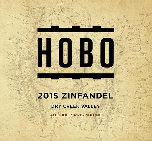 2015 Hobo Dry Creek Valley Zinfandel