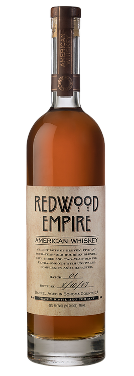 Redwood Empire American Whiskey