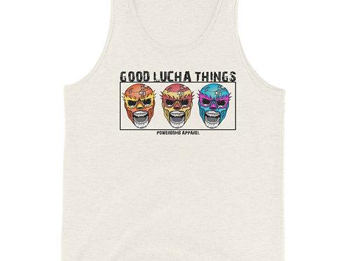 The Good Lucha Thing Tank