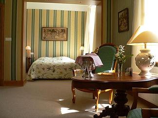 Chambre en suite Domaine Le Parc
