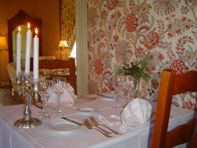 Table pour le dîner