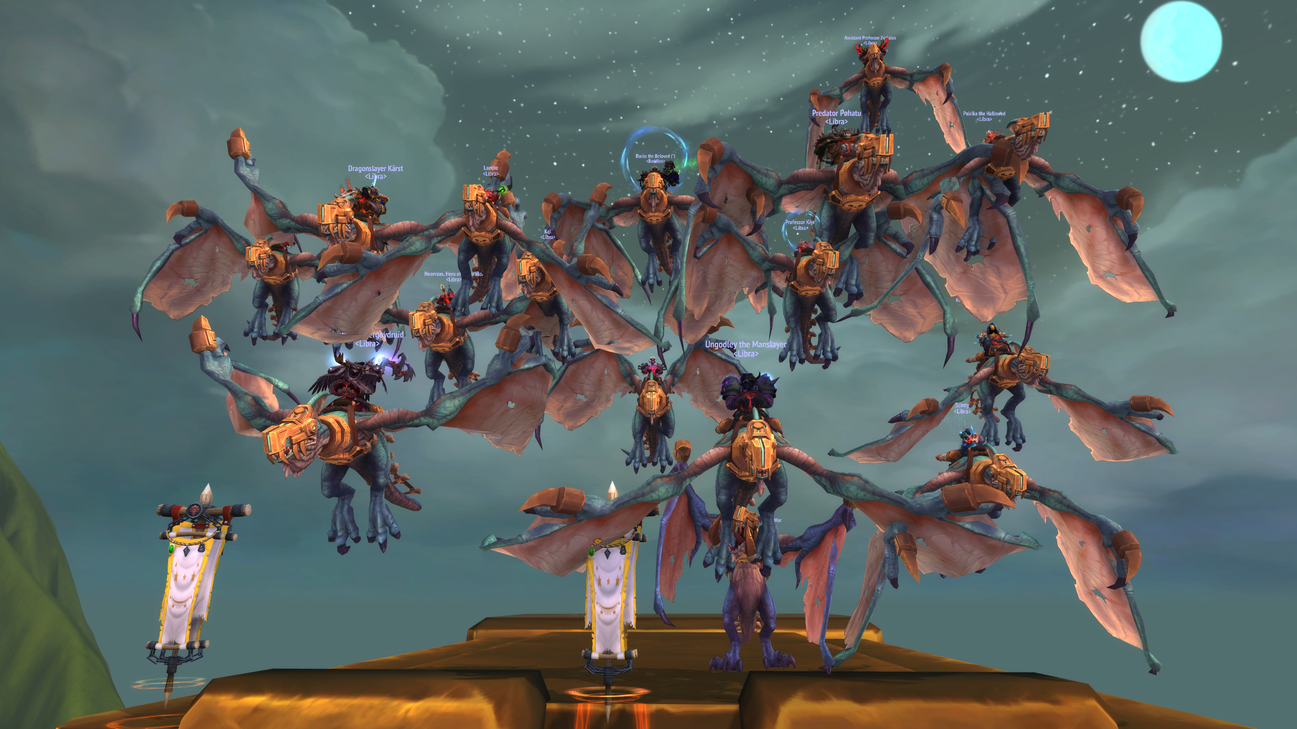 BOD Glory Mounts