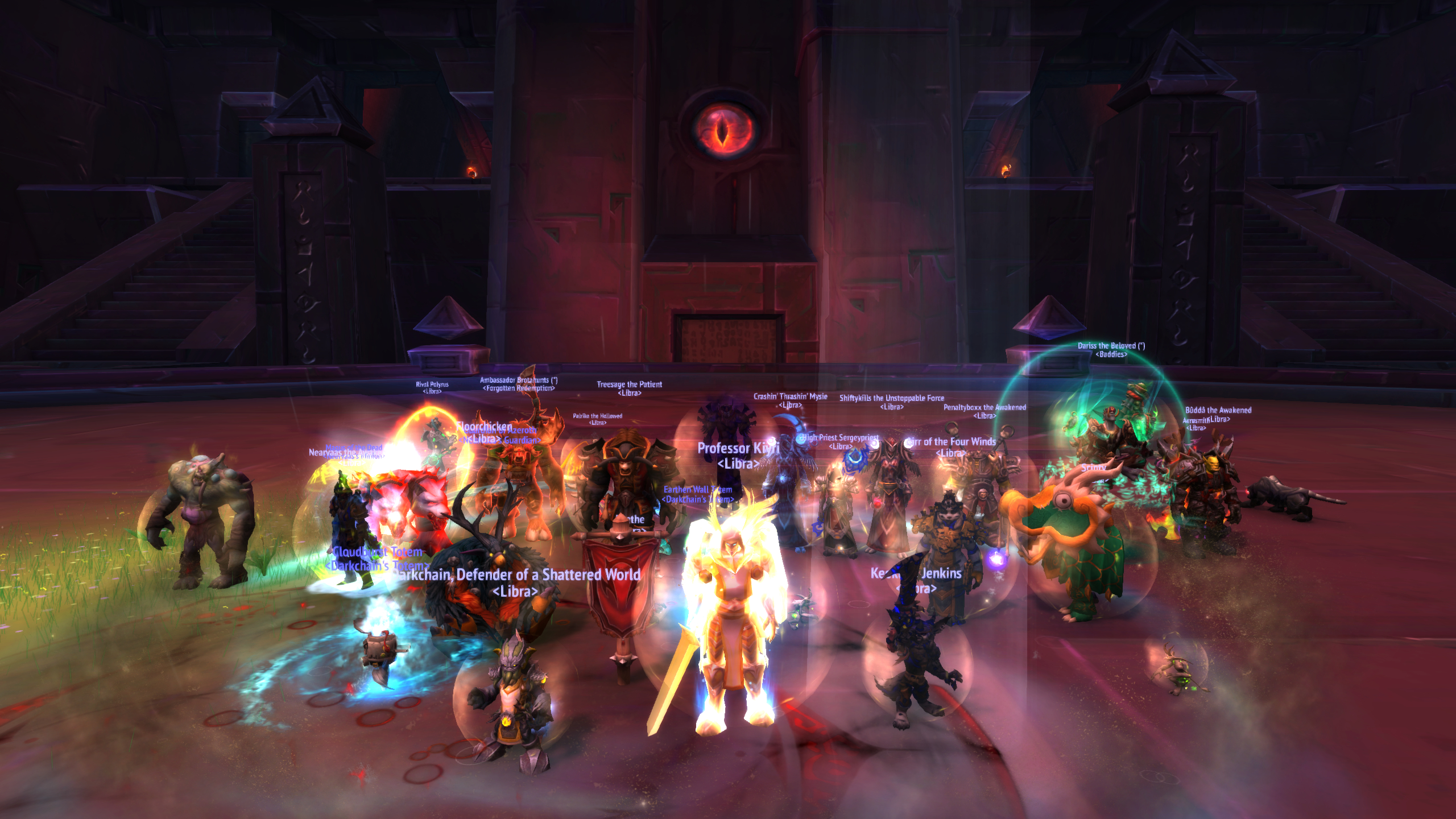 Libra vs Mythic Maut - 5/20/20