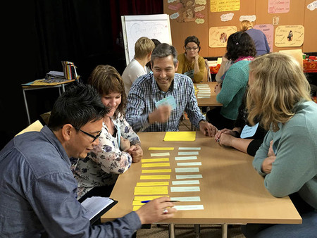 Kurs i suggestopedi ved Elverum Folkehøyskole – steg 1 og 3