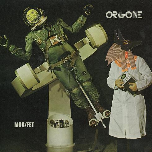Cover of Orgone album