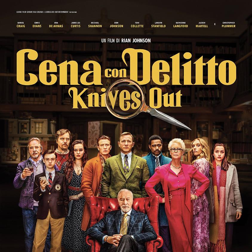 Knives Out - Cena con Delitto
