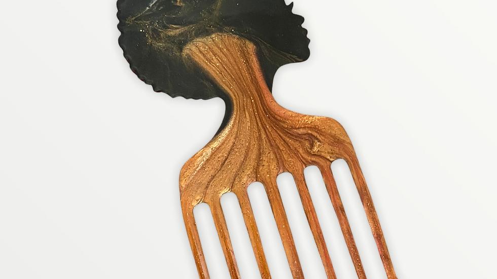 Afro Hair Pick