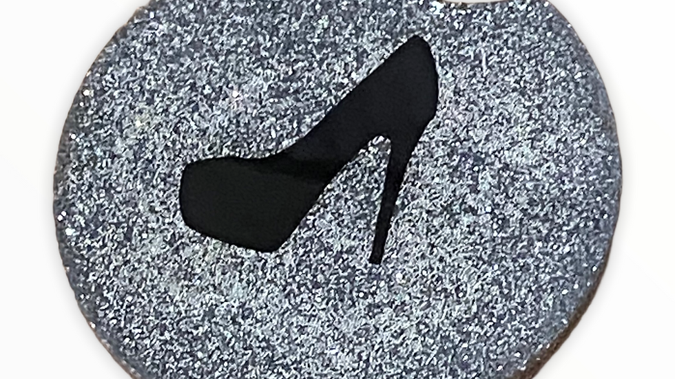 Car Coaster ~ high heel