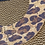 Thumbnail: Statement Leopard Print Earrings ~ Leather