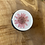 Thumbnail: Botanical Phone Grip ~  Pink / white ~ black base