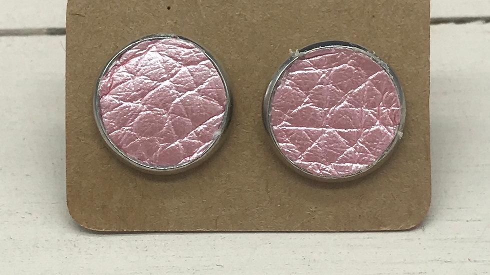 Soft Pink Studs
