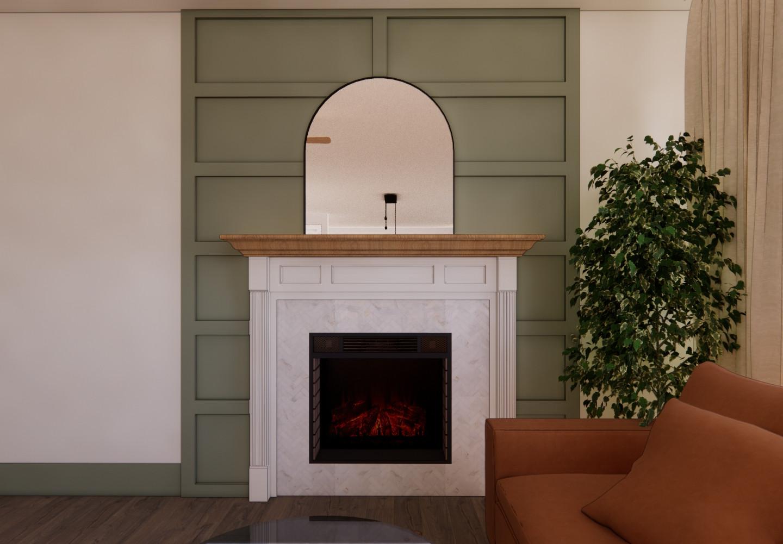 Fire place Design
