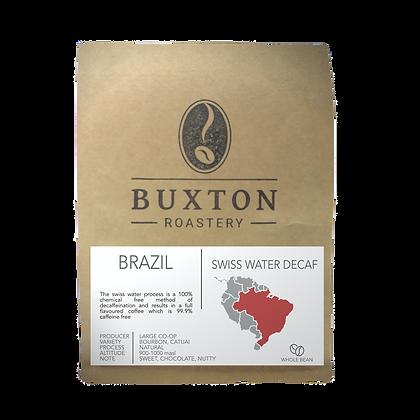 Brazilian Swiss Water Decaffeinated