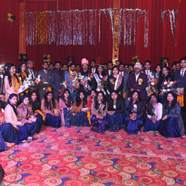Freshers Party Jeevak Ayurved Medical College
