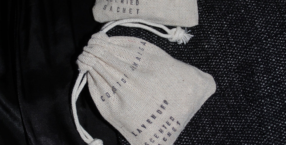Scented Sachets- twin pack