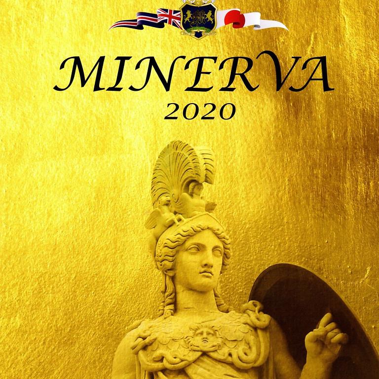 Exhibition of MINERVA 2020 in London