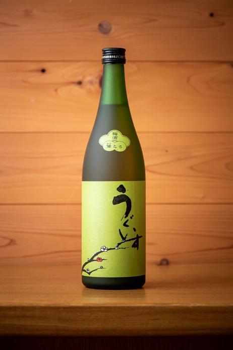 日本一の梅酒ラベル
