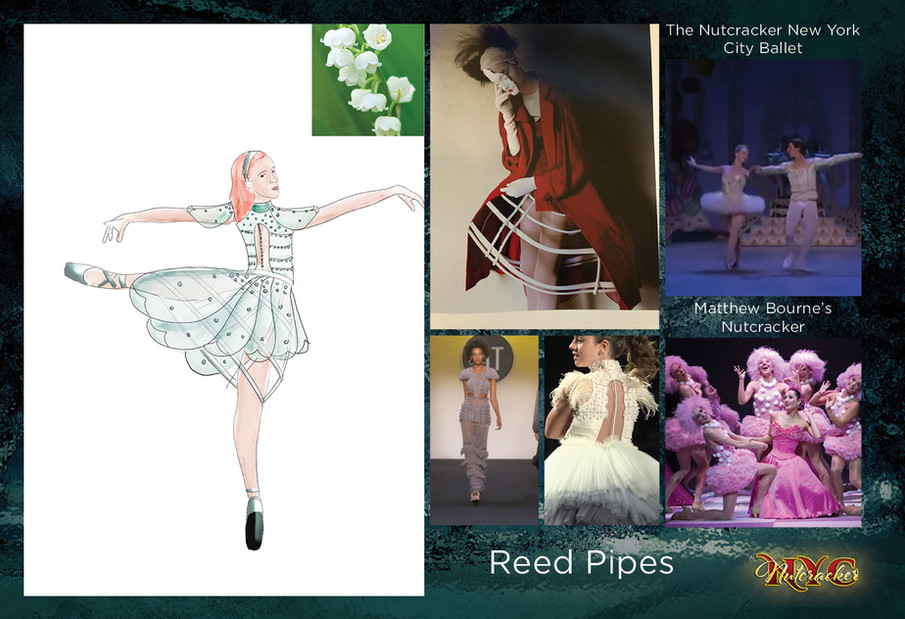 Reed Pipes